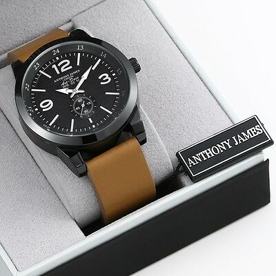 Discount Clearence Sale - Lowest Price Ever! Anthony James Mens Watch Srp £430