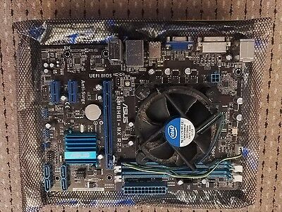 Intel i3 3.3GHz CPU, Motherboard and 8GB RAM bundle