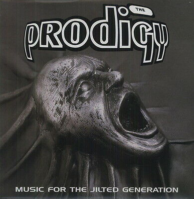 Prodigy - Music for the Jilted Generation [New Vinyl]