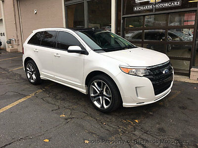 """2013 Ford Edge 4dr Sport AWD 22"""" Wheels  Heated Leather Seats  Navigation  Back Up Camera  Sony Sound"""