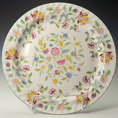 Minton Haddon Hall Massive Serving Platter Charger Dish Buffet Meals England