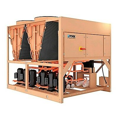 2018 YORK 60 ton Air Cooled Chiller, 460V, NEW w warranty, IN STOCK, low ambient