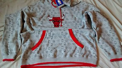 Adidas Original NBA FLCE Hood Pull Over new with Tag