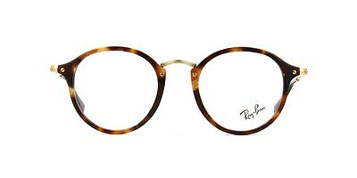 Original Ray Ban RB2447V 5494 ROUND Frames TRANSITIONS BIFOCAL Reading Glasses