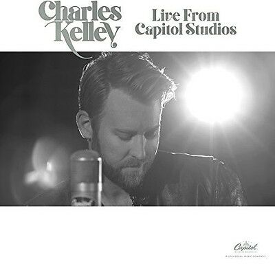Live From Capitol Studios - Charles Kelley (2016, Vinyl NEW)