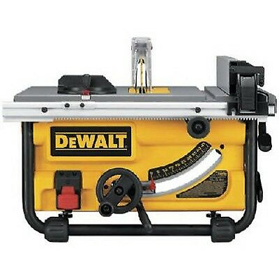 DEWALT DWE7480 10-Inch Compact Job Site Table Saw with Site-Pro Modular Guard...