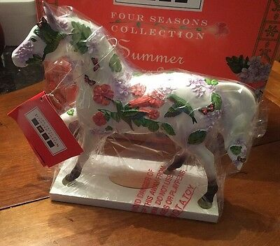 SUMMER BALLET, Trail Of Painted Ponies, 09,871, NEW Resin Figurine, Box, Tag.