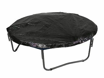 Upper Bounce UBWC-12-BK Trampoline Protection Weather and Rain Cover Fits for...