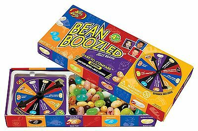 Jelly Belly 4th Edition Beanboozled Jelly Beans Spinner Gift Box 3.5 oz