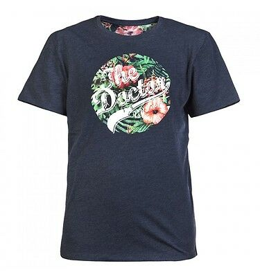 Camiseta Chico Valentino Rossi VR46 Life Style The Doctor Floral VRMTS218829NF
