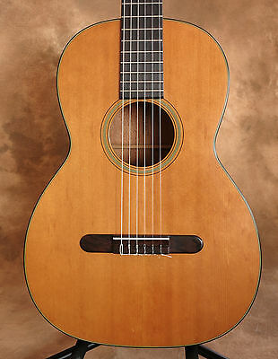 1966 Vintage Martin Classical Guitar 00-16C Nylon Excellent USA