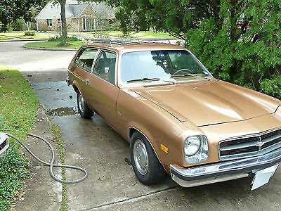 1978 Chevrolet Other Base with Cloth Seats 1978 Chevrolet Monza (Vega) Kammback Wagon