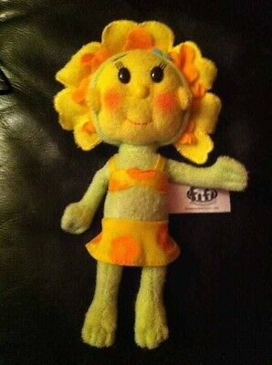 Fifi And The Flower Tots  PRIMROSE PlushSoft Toy 8 Inches Tall