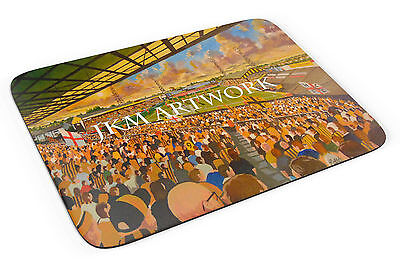 Boothferry Park Stadia Art Mouse Mat - Hull City FC