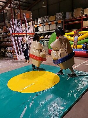 Commercial Grade Padded Sumo Suits