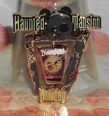 Disneyland Limited Edition Pin~HAUNTED MANSION HOLIDAY~ 2016~Nightmare Disney