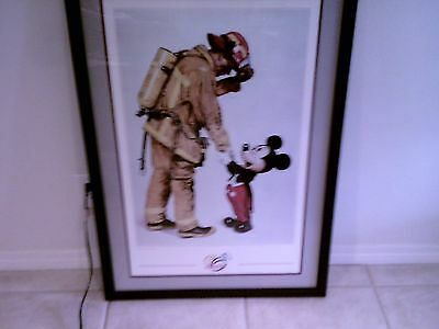 old insurance advert,Disney pictures