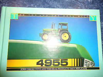 John Deere The Toy and the Real McCoy Book