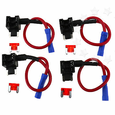 Micro2 Blade Fuse Adapter Style Tap Add-A-Circuit Atr Fuse