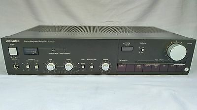 Technics SU-V2X Stereo Integrated Amplifier New Class A