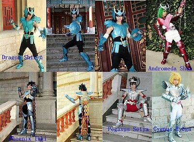 Saint Seiya Full Armor cosplay Costume