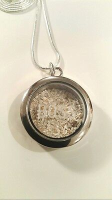 Ashbears  Loved Ones Ashes In A Pendant