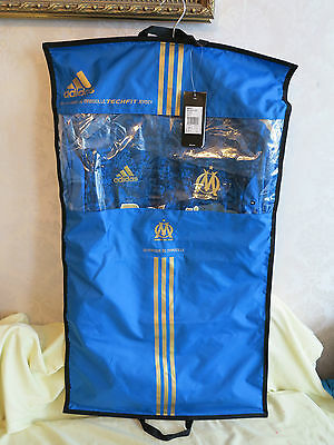 Olympique Marseille Special Edition TechFit Issue Away Football Shirt 2011 2012
