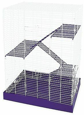 Ware 663 Chew Proof 4-Story Cage for Hamster