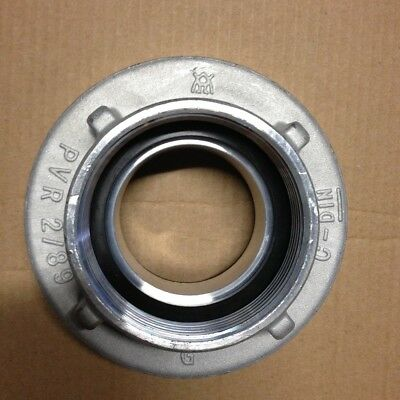STORZ 52-C to 2 inch BSPP female - forged aluminium fire fitting 50