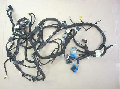 OEM 2015 2016 Ford Mustang GT EcoBoost Premium Complete Under Dash Wire Harness