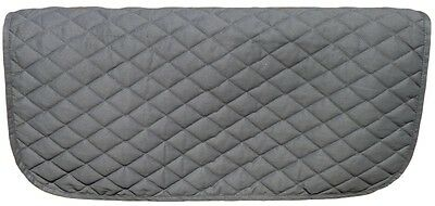 Westernpad Pad Liner Pad Surface Cotton black Machine washable
