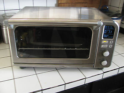 Calphalon Stainless Steel Digital Convection Toaster Oven - HE700CO