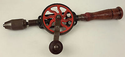 Millers Falls No. 2 Eggbeater Hand Drill