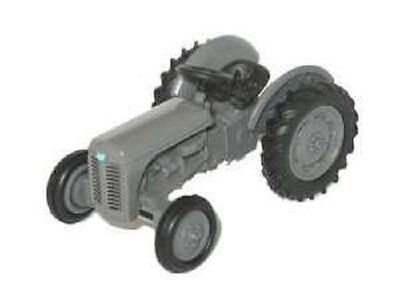 N scale Ferguson farm tractor - grey