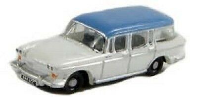 N Scale Humber Super Snipe, vehicle, car - Blue & White