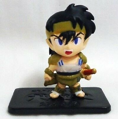 UT Anime Chara Heroes InuYasha final vol.1 Kouga Figure Japan Anime