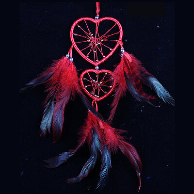 "Handmade 18"" Dream Catcher Feather Home Wall Hanging Room Decoration Ornament"