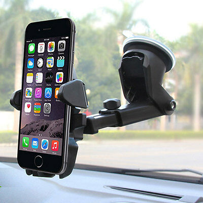 Car Windshield Dashboard Holder Mount Stand For iphone 7 Plus 6s Plus 6 Samsung