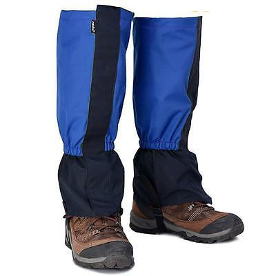 Waterproof Snow Legging Leg Cover Gaiters Boot Skiing Climbing Hiking Clothing