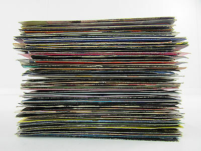 Gemischte Vinyl Collection Singlesammlung 66 Stk., Bee Gees, Alice Cooper