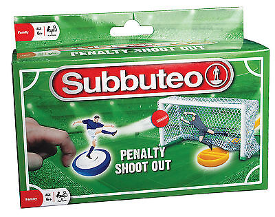 Subbuteo Football Penalty Shoot Out Table Top Game & Great For The Office Age 6+