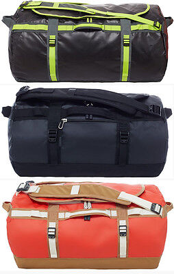 The North Face TNF Base Camp Duffel Bag Size XL 132 Litres Water-Resistant