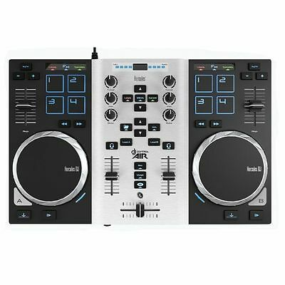 Hercules DJ Control Air S DJ Controller With DJuced Software
