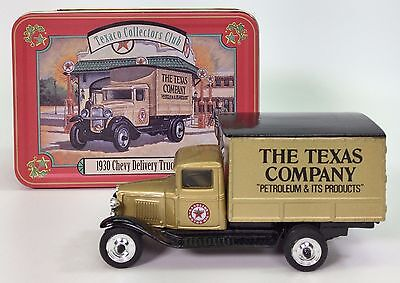 Die Cast Texaco 1930 Chevy Delivery Truck Used