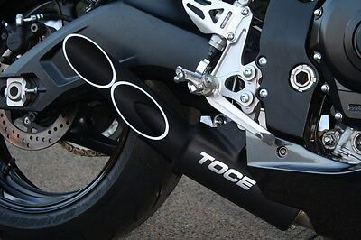 Toce™ 2007-2008 Suzuki Gsxr 1000 Double Down Slip-on Exhaust