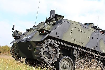 Tank Driving Experience in Oxfordshire