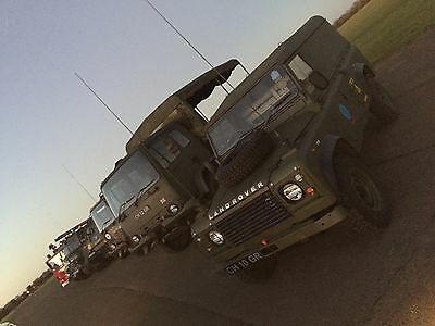 Army Landrover Off-Road Driving Experience