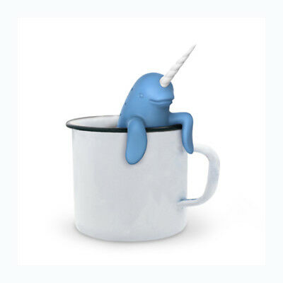 Fred & Friends Spiked Tea Infuser Sea Creature Tea Brewer Maker BPA-Free Soft