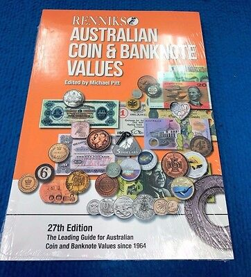 RENNIKS Australian Coin and Banknote Values 27th Edition
