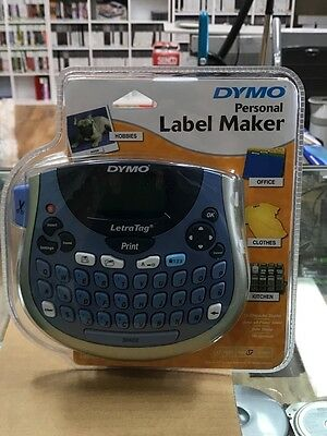 DYMO LetraTag LT 100T Labelling Machine Compact Personal Label Maker (NEW)